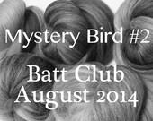 Mystery Bird Batt Club, Month 2: August 2014