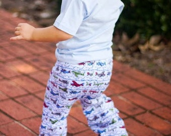 INSTANT Download CD Pants Sewing Pattern made for cloth diaper babies by Cloth Tots sizes NB-4T
