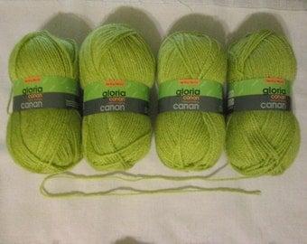 4 Canan Mixed Fiber Yarn - feels like cotton