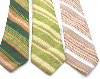 Vintage Necktie Collection