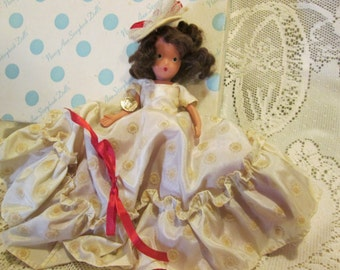 Nancy Ann Storybook Doll, Vintage Doll