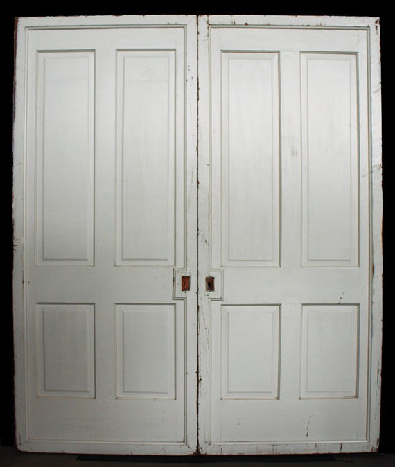 72 x90 antique interior solid wood victorian sliding for 8 panel solid wood doors