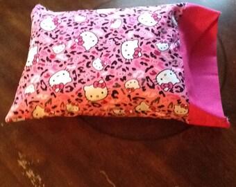Travel Pillow Case Hello Kitty