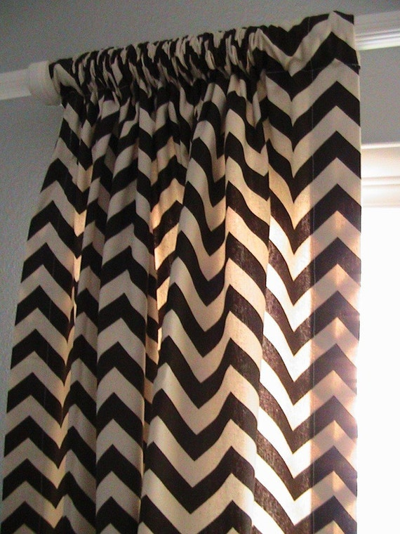 Brown And Burnt Orange Curtains Brown and Cream Trellis