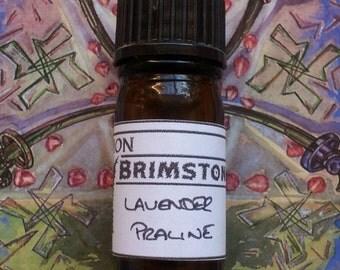 Lavender Praline perfume oil - sweetie lavender, chocolate praline, cocoa butter