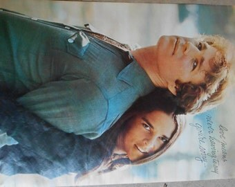 Original Love Story Poster - 1970's