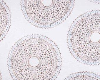 "Drapery Panels handmade using John Robshaw Collection hand blocked Fabric ""Kochi"""