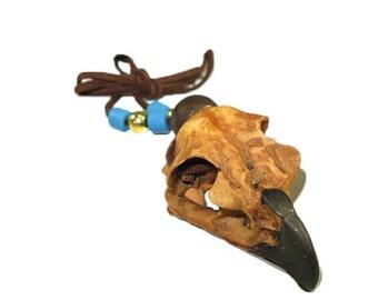 Replica Eagle Skull Necklace