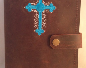 Leather Journals Handmade, Prayer Journal, Leather Journal Personalize,