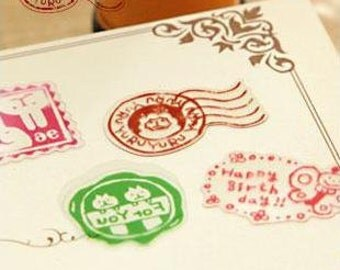 Favorite Seal Stickers  - 60 Peace