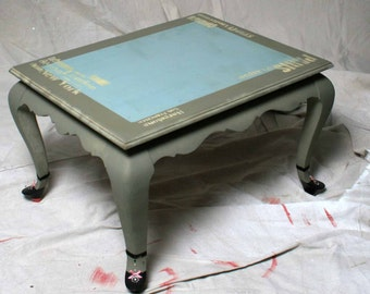 Gypsy Chic Side/Coffee Table