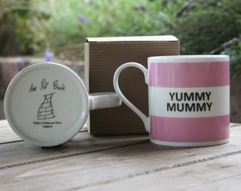 Yummy Mummy Mug Hoop Mug