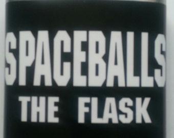 Spaceballs the flask - 6oz hip flask