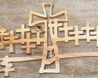 last suppoer crosses