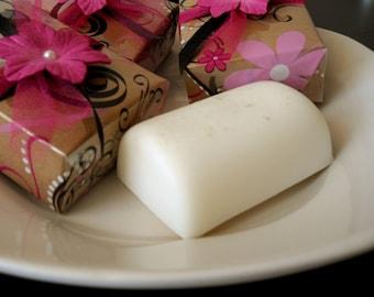 Natural Clay Facial Soap/ Natural Soap/ Glycerin Soap/ Homemade Soap/ Moisturizing Facial Soap/ Spa Soap