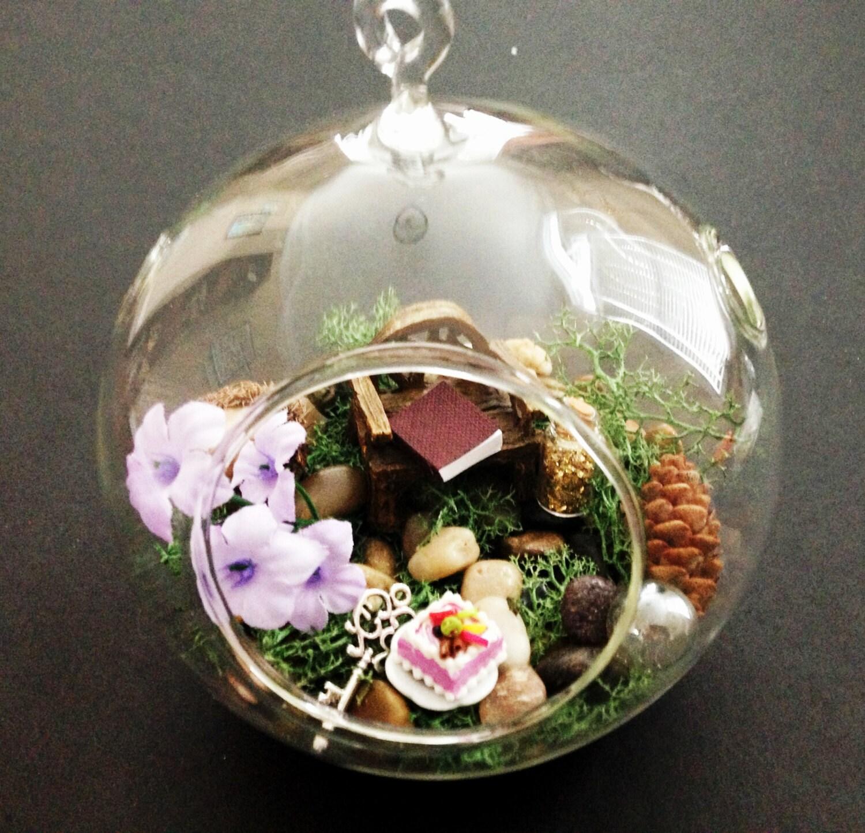 fairy garden terrarium kit by fairygardendepot on etsy