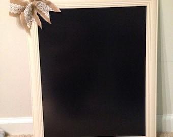 Plain Chalkboard Sign/Frame