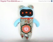 ON SALE Stuffed Childern Bear, Soft Bear Toy, One Of A Kind, Ready to Ship