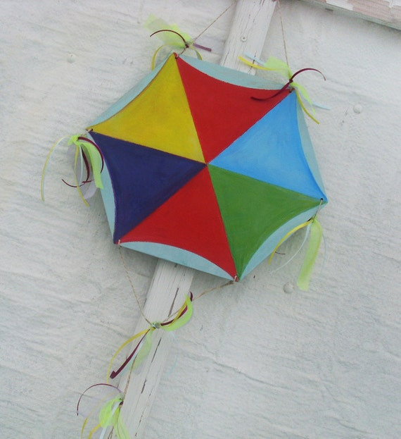 Flying Kite - Home Decor - Wall Hanging