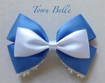 town belle hair bow