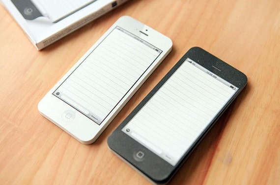 iphone memo pad korean iphone 5 sticky notes memo pads memo sticker 12025