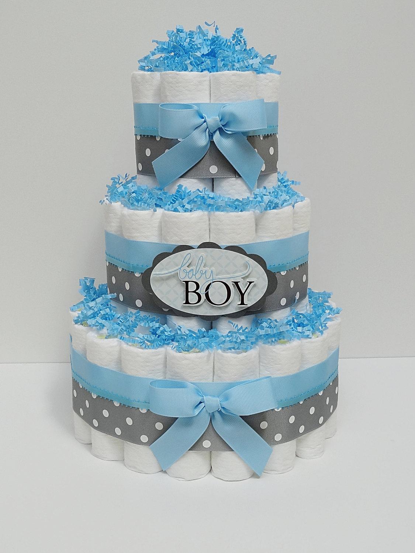 Diaper Cake Size Diaper Cake