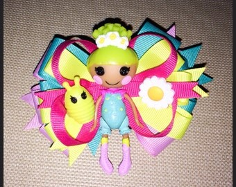Lalaloopsy Pix E. Flutters Hair Bow