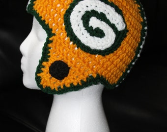 Green Bay Packer Helmet