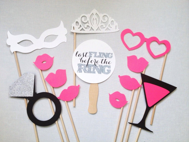 Bachelorette Party Photo Props Props Bachelorette Party