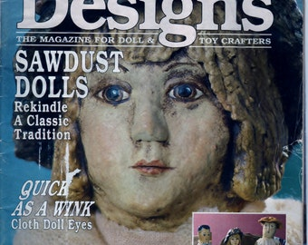 Circle Doll Design - Women's May 1989 Issue