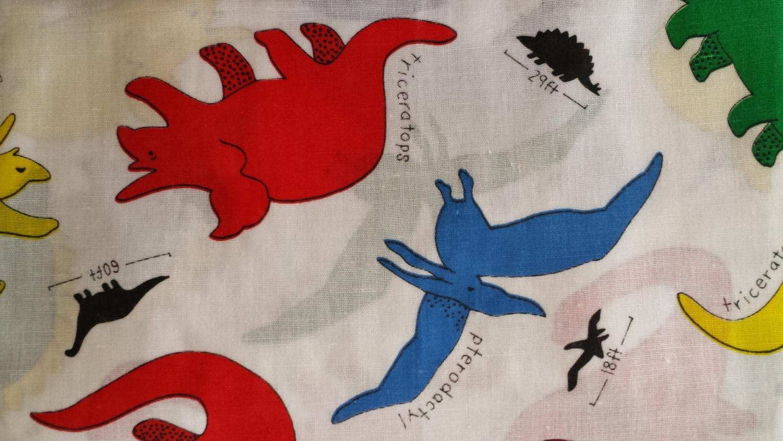 Dinosaur Fitted Crib Sheet Baby Crib Sheet Toddler By