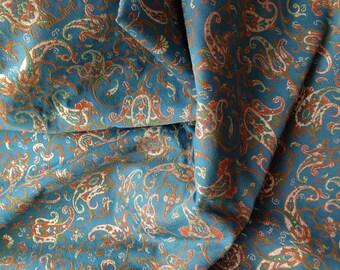 One piece Persian Termeh pattern fabric
