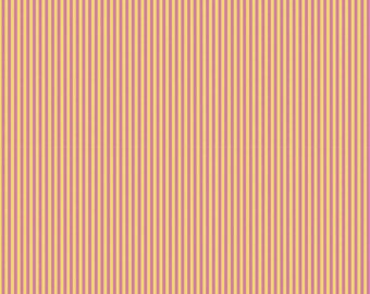 Half Yard - Splendor Stripe in Pink by Lila Tueller for Riley Blake - 1/2 yard