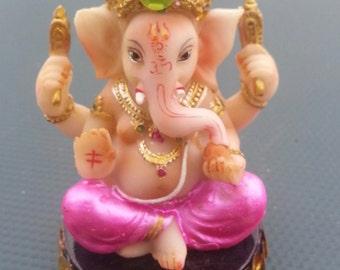 Small Ganesh idol, Lucky Ganesha, Gift, Ganesha idol, Ganesh, Ganesh idol, Elephant god, indian, Hindu god, Ganesha idol