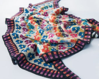 Heart of Gold - knitting pattern