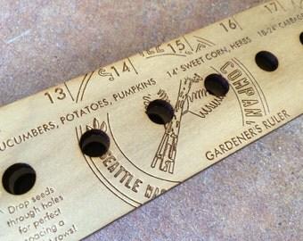 Gardener's Ruler