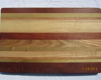 Small Wooden Cutting Board.