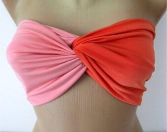 Bandeau Best Bandeau Spandex Bandeau- swimsuit bikini top swimwear