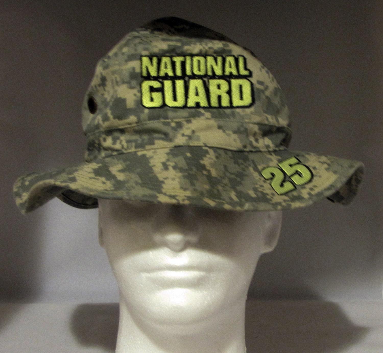 NATIONAL GUARD Camo Bucket hat - 295.7KB