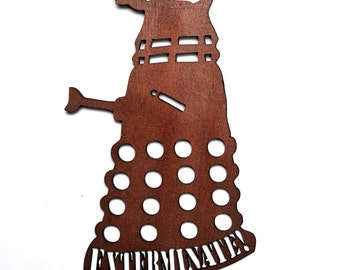 EXTERMINATE! Dalek Wall Art