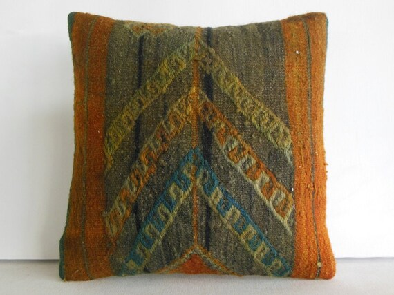 southwestern decorative throw pillow pillow by DECOLICKILIMPILLOWS