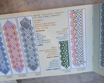 Sajou lace making book