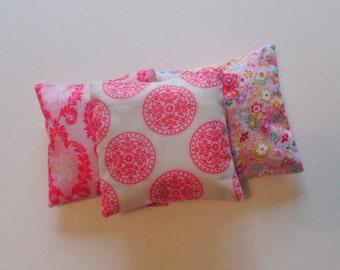 Lavender Bundles, lavender pillow,set of three,lavender sachets