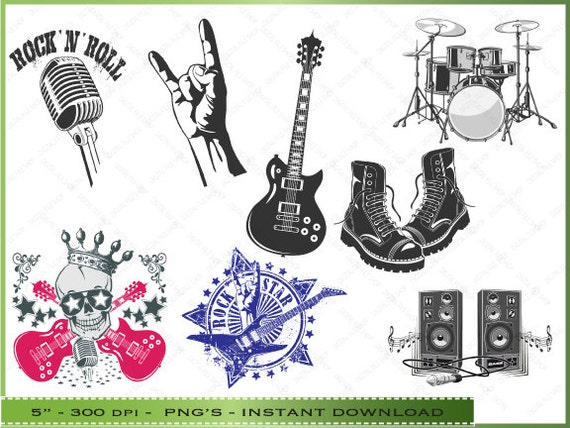 clipart of music bands - photo #22