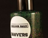 Danvers - hand made nail polish inspired by Captain Marvel