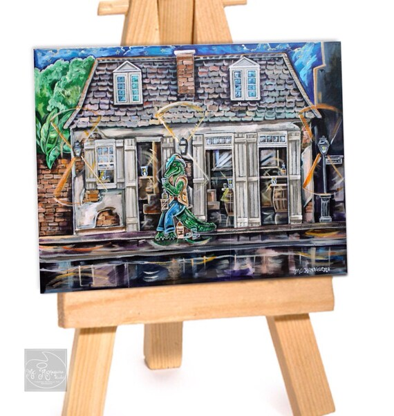 New Orleans Home Decor Stores: New Orleans Alligator Art Featuring Cajun At By MCRomagueraArt
