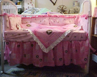 custom made to order crib set