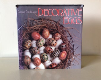 Decorative Eggs Book Illustrated History and How To