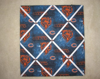 Chicago Bears memory board, Photo memory board