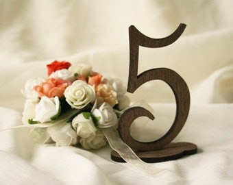 wedding table numbers ( set of 10 ) wooden table numbers - rustic wedding - table numbers wedding - rustic table numbers